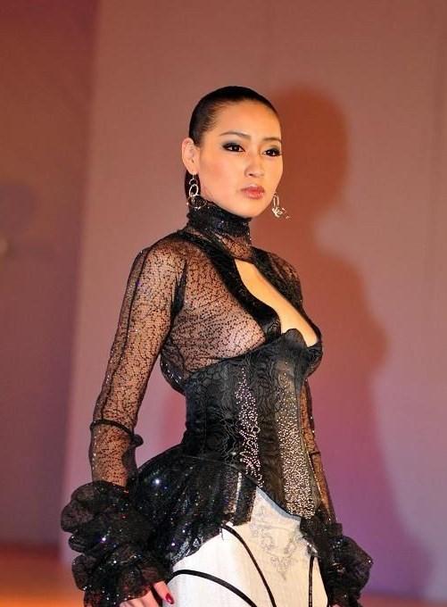 外蒙古的美女们!